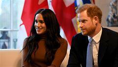 Princ Harry a jeho žena Meghan vrátili královské rodině přes 70 milionů korun za opravu britského sídla