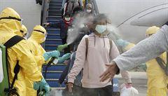 Čína žádá o patent na možný lék proti koronaviru. Remdesivir vyvinul tým vedený českým vědcem