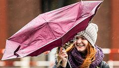 Nejen vítr a déšť, ale i teplotní maxima. V Klementinu padl 245 let starý rekord