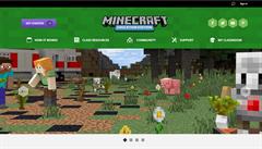 Minecraft v roli učebnice. Dvořák z Microsoftu vysvětluje, jak mohou počítačové hry obohatit výuku