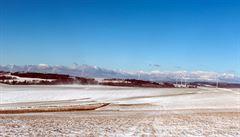Zásoby vody ve sněhu jsou desetkrát menší než loni. Hrozí vyschnutí menších toků a v létě silné sucho