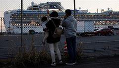 Počet nakažených na výletní lodi v Jokohamě se zdvojnásobil, Japonsko tak má nejvíce pacientů hned po Číně