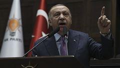 Turecká operace v Idlibu je jen otázkou času, prohlásil Erdogan