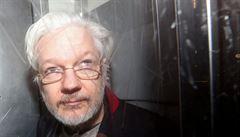 Právnička žádá Assangeovo propuštění, prý s ním má dvě děti. Seznámili se na ekvádorské ambasádě