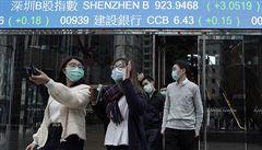 Nový koronavirus je velmi vážnou hrozbou pro svět, varoval šéf WHO
