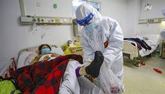 Koronavirus dorazil do Afriky, první případ je v Egyptě. Čína eviduje již přes 63 tisíc nakažených lidí