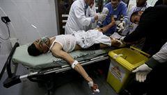 Izraelci zastřelili na hranici Pásma Gazy Palestince. Údajně se tam snažili nastražit výbušniny