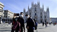 Češi v Lombardii a dalších oblastech se mohou vrátit domů. Ministerstvo zahraničí radí do Itálie necestovat