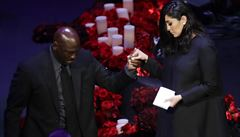 VIDEO: Když Kobe zemřel, odešel i kus mě, ronil Jordan slzy za 'brášku' Bryanta
