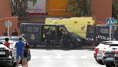 Černá můra Čechů v hotelu na Tenerife. Zůstávají v karanténě kvůli koronaviru, v zařízení jich je šest