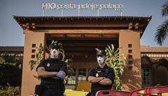 Z hotelu na Tenerife může dnes odejít 130 turistů z 11 zemí, kteří nebyli v kontaktu s nakaženými