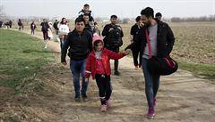 OSN obvinila evropské země, že nezákonně vyhánějí uprchlíky. Konkrétní státy ale neuvedla