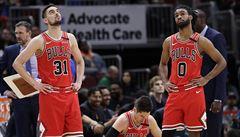 NBA dohraje 22 týmů v areálu Disney Studia. Bez Satoranského, Chicagu sezona skončila