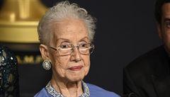 Ve 101 letech zemřela význačná matematička NASA Johnsonová