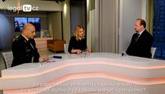legalTV.cz: Vězeň nás stojí třicetkrát více, než kolik za vězení zaplatí, říká Tejc