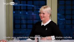 legalTV.cz: Kdo je kdo: Barbara Pořízková, soudkyně a místopředsedkyně NSS
