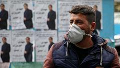 V Íránu už na nový koronavirus zemřelo 50 lidí, první případ infekce oznámil Afghánistán