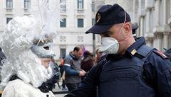 Itálie hlásí 132 nakažených koronavirem, zrušila karneval v Benátkách. Více než padesát tisíc lidí je v karanténě