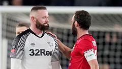 Rooney se zastal fotbalistů a rýpl si do ministra: 'Neodvrací pozornost od toho, jak vláda nezvládá situaci?'