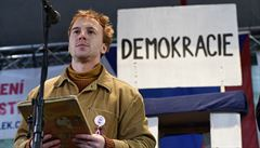 Minář odešel z čela Milionu chvilek. Chce založit politické hnutí a jít do sněmovních voleb