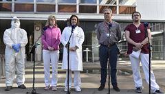 Týmy brněnské Fakultní nemocnice budou kontrolovat podezřelé na koronavirus v domácím prostředí