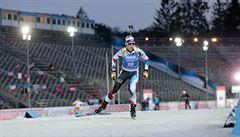 Davidová začala SP ve městě duchů třetím místem ve sprintu, z vítězství se raduje Němka Herrmannová