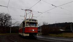 Do pražské MHD se vrací tramvaje typu T2. Bude to poprvé po téměř 56 letech