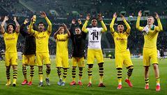 Lipsko se Schickem v sestavě Wolfsburg neporazilo, zaváhání využil Dortmund, který se posunul na druhé místo