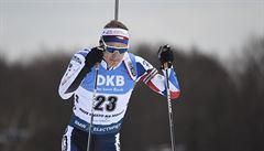 S dětmi byla sranda, teď se chci bavit biatlonem, říká Ondřej Moravec