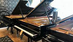 Špičkový klavír. Janáčkova filharmonie si nechala přivézt Steinway za 4,6 milionu