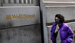 Akcie v USA klesly kvůli ropě a koronaviru nejvíce od roku 2008, trh dokonce nakrátko přerušil obchodování