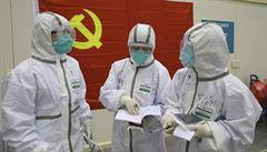 Původní centrum nákazy, čínský Wu-chan nehlásí žádný nový případ nákazy koronavirem