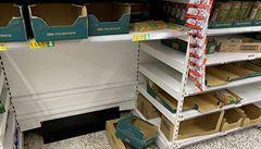 Plenění obchodů máme v genech, stačí o pár korun levnější máslo. Proč člověk rád hromadí věci?