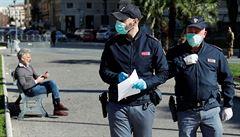Italská policie vypátrala mafiánského bosse z 'Ndranghety'. Všimla si podezřelé aktivity v opuštěném městě