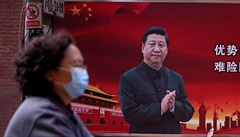 Čínská ekonomika se v prvním čtvrtletí meziročně smrskla o 6,8 pct. Naposledy se propadla v roce 1992
