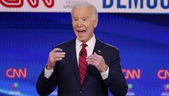 Opatření na podporu ekonomiky musí být mnohem větší, tvrdí demokratický kandidát Biden