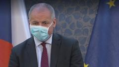 Prymula: Při obcházení karantény přijde úplný zákaz vycházení, na dva týdny by bylo Česko 'úplně umrtveno'