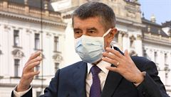 Vláda v pondělí změní distribuci ochranných pomůcek, sdělil premiér Babiš