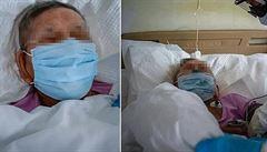Ve věku 103 let se stařence z Wu-chanu podařilo porazit koronavirus. Léčila se pouze 6 dnů