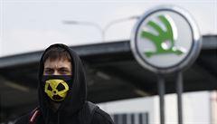 Začíná celozávodní dovolená v mladoboleslavské Škoda Auto, soud řeší vazbu pro Švachulu