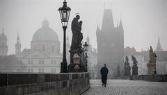Nájemné v centru Prahy kleslo o desítky procent. Podívejte se, jak vypadá bydlení u Karlova mostu za 13 tisíc