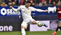 Real Madrid přišel před startem ligy o důležitého hráče. Jovič si zlomil patní kost