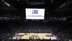 NBA chce dohrát sezonu ve sportovním komplexu společnosti Disney