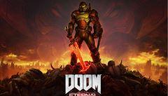 Máte peklo? A mohla bych ho vidět? Na dveře hráčů klepe brokovnicí Doom Eternal