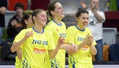 Basketbalová paráda. Ženy USK Praha získaly z Final Four Euroligy bronz