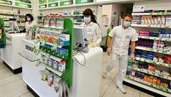 V Praze budou povinné roušky v lékárnách nebo v čekárnách. Situace není úplně růžová, řekla hygienička