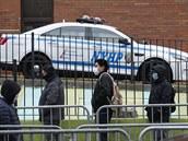 Podezřelého ze střelby v newyorském obchodě dopadla policie. Pátrala po něm několik hodin