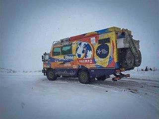 Nejsledovanější tuzemská expedice posledních týdnů má za sebou těžké období....