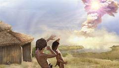 Po stopách komety staré 12 800 let. Za změnu klimatu mohlo mimozemské těleso