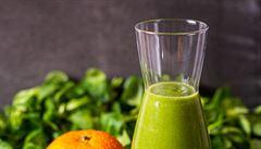 Ovocné i zeleninové smoothie k snídani či svačině. Jak na ně?